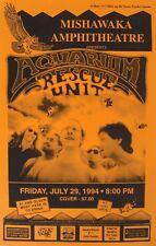 AQUARIUM RESCUE UNIT 1994 COLORADO CONCERT TOUR POSTER