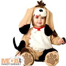 PUPPY BABY 6-24 mesi COSTUME ANIMALE DOG LIBRO giorno bambino neonato costume