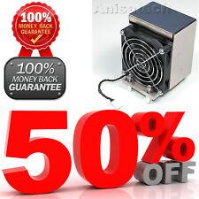 --HP Workstation XW6400 XW8400 Heatsink CPU Fan 398293-001 417421-001 417421-001