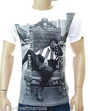 ELEVEN PARIS ASAP ROCKY Tee shirt homme blanc white 14F1LT147 ALSAP