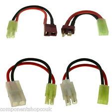 Softair Caricabatterie/Batteria Adattatore Connettore NiMH batteria LiPO