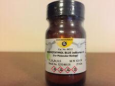 Bleu de bromothymol, 76-59-5, colorant contenu: Min. 95%