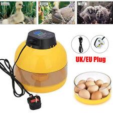 10 Egg Incubator Digital Fully Automatic Mini Egg Hatching Turning Machine