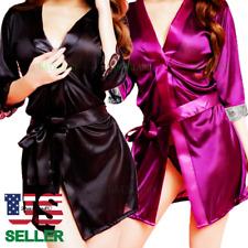 Women-Sexy-Lingerie-Sleepwear-Lace-G-string-Babydoll-Underwear-Dress-Nightwear