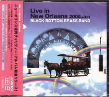Black Bottom Brass Band - Live in New Orleans 2005. Jun - Japan CD - NEW