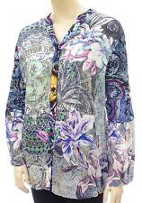 36fe7b860757d DESIGUAL chemise CAM CANAF femme 18SWCW84 5018 taille XL