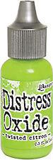 Tim Holtz Distress Oxides Reinker-Twisted Citron, TDR-57390