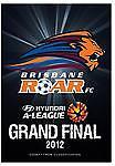 D1 BRAND NEW SEALED Hyundai A-League - 2012 Grand Final (DVD, 2012)