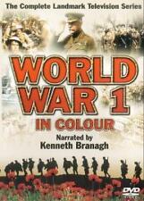 World War 1 In Colour - Complete TV Series [DVD] Kenneth Branagh