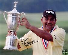 Angel Cabrera PGA Tour SIGNED 8x10 Photo COA!
