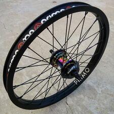 PRIMO BMX BIKE FREEMIX PRO FREECOASTER BICYCLE WHEEL RHD OIL SLICK SUNDAY CULT