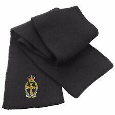 La regina Alexandra Royal Army Nursing Corps Pesante Lavorato A Maglia Sciarpa