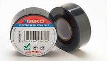 """GEKO """"isol"""" nastro isolante ignifugo per cavi elettrici e coprifilo varie misure"""
