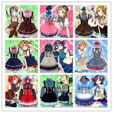 Love Live! Candy  Costume Maidservant Uniform Maid Lolita Dress Cosplay