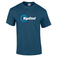 Top Dad GEAR auto appassionati Padri Giorno Regalo Di Compleanno Divertente T-shirt s-5xl