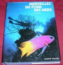 MERVEILLES DU FOND DES MERS / CARL ROESSLER