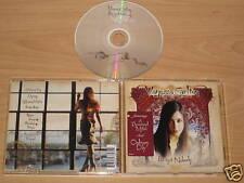 VANESSA CARLTON/BE NOT NOBODY (A&M 493 307-2) CD ALBUM