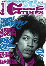 GoodTimes 4-1995 - Jimi Hendrix, Janis Joplin, Rory Gallagher, Shocking Blue