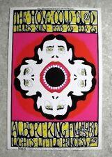 The Move,Cold Blood, Albert King Vintage Handbill BG161