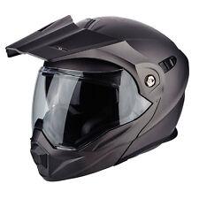 Casco Scorpion Adx-1 antracite opaco modulare enduro touring moto