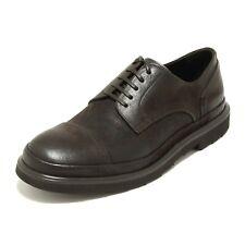 9468G scarpa derby uomo marrone DOLCE&GABBANA D&G scarpe shoes men