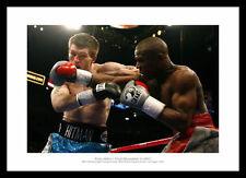 Ricky Hatton v Floyd Mayweather 2009 Boxing Photo Memorabilia