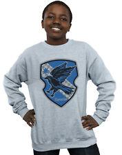 Harry Potter Niños Ravenclaw Crest Flat Camisa De Entrenamiento