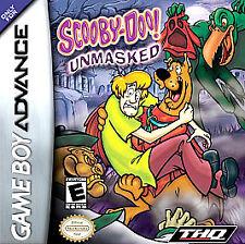 Scooby Doo Unmasked (Nintendo Game Boy Advance, 2005)