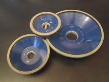 Disque abrasif de borazon CBN borazon Wheel 12a2-45 ° 50 à 150 mm
