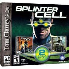 Tom Clancy's Splinter Cell Pandora Tomorrow  (PC), Good PC Video Games