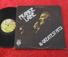 Frankie Laine LP 16 Greatest Hits