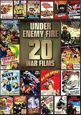 Under Enemy Fire - 20 War Films Casper Van Dien, Guy Madison, Jason Connery, Va