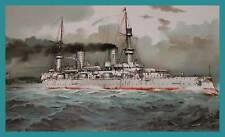 Kaiserliche Marine - Kaiser Wilhelm II  Schiff