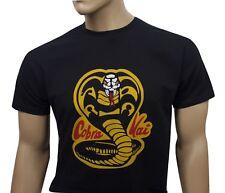 The Karate Kid 80s inspired mens film t-shirt - Cobra Kai