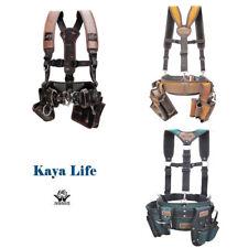 Korea KAYA Work Tool Belt Suspenders KL-600,800,5000 Drill Pouch Holder Hammer h