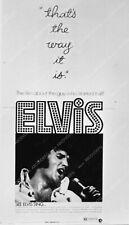 3214-02 ad slick Elvis Presley That's The Way It Is 3214-02