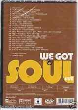 rare DVD PROMO ONLY 60s 70s SHIRELLES platters SUPREMES temptations BEN E. KING