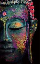 61284 Buddha Wall Print Poster AU