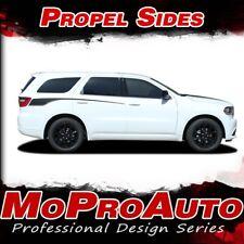 2011-2018 Dodge Durango PROPEL SIDES Rear Accent Stripes Decals Vinyl Graphics