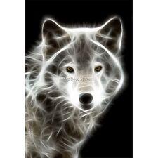 Stickers muraux déco: Loup 1707