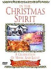 In the Christmas Spirit (DVD, 1999) NEW SEALED