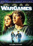 WarGames (DVD, 2008, 25th Anniversary Edition) MATTHEW BRODERICK, ALLY SHEEDY