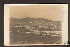 MONASTIR (GRECE SALONIQUE) CASERNE , MOSQUEE & VILLAS / Carte-Photo postale