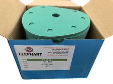 Dischi Film 664 Diametro 150mm Modello 9/F varie grane n°100 tipo Sait Ekamant
