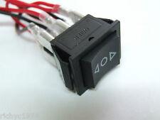 LINEAR ACTUATOR ROCKER SWITCH DIRECTIONAL DC ELECTRIC MOTOR CONTROL ELECTRIC RAM