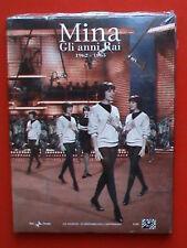 Mina gli anni Rai 1962-65 DVD N°9 molto raro fuori catalogo 2008 nuovo sigillato
