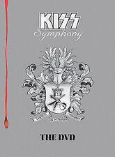 Kiss - Symphony: The DVD, , Good DVD, KISS, Melbourne Symphony Orchestra,
