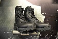 "Magnum Phantom 8"" Black Leather Uniform / Duty / Tactical Boots UK Sizes 6 - 14"