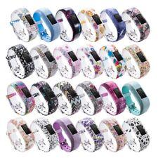 Silicone Soft Watch Band Strap For Garmin VivoFit JR/JR2 Junior Tracker Activity