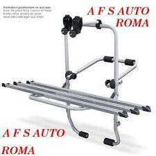 PORTABICI POSTERIORE 3 BINARI X ALFA ROMEO 156 CROSSWAGON Q4 X 3 BICI MADE IT